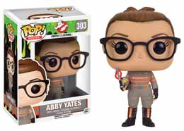 SOS FANTOMES 2016 POP! MOVIES VINYL FIGURINE ABBY YATES