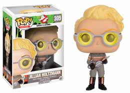 SOS FANTOMES 2016 POP! MOVIES VINYL FIGURINE JILLIAN HOLTZMANN