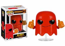 PAC-MAN FUNKO POP! GAMES FIGURINE BLINKY