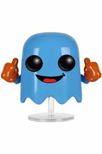 PAC-MAN POP! GAMES VINYL FIGURINE INKY