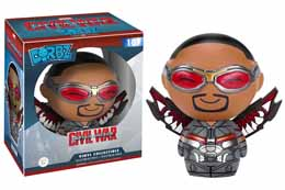 CAPTAIN AMERICA CIVIL WAR FUNKO DORBZ FIGURINE FALCON