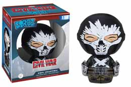 CAPTAIN AMERICA CIVIL WAR FUNKO DORBZ FIGURINE CROSSBONES