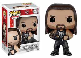 WWE WRESTLING POP! WWE VINYL FIGURINE ROMAN REIGNS
