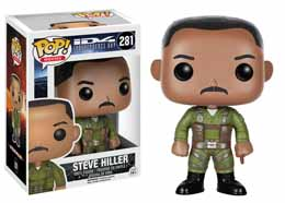 INDEPENDENCE DAY FIGURINE FUNKO POP! STEVE HILLER
