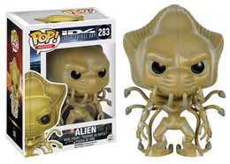 Photo du produit INDEPENDENCE DAY FIGURINE FUNKO POP! ALIEN