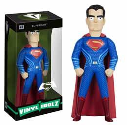 BATMAN VS SUPERMAN FIGURINE VINYL FUNKO IDOLZ SUPERMAN