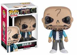 Photo du produit SUICIDE SQUAD FUNKO POP DIABLO