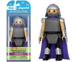 FUNKO PLAYMOBILE TORTUE NINJA SHREDDER
