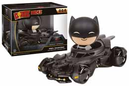 BATMAN VS SUPERMAN FUNKO POP! RIDEZ VEHICULE AVEC FIGURINE DORBZ BATMOBILE