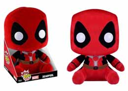 FUNKO MEGA PELUCHE MARVEL DEADPOOL