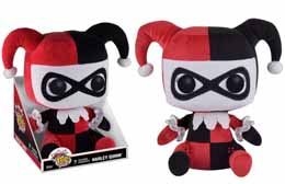 DC COMICS MEGA POP PLUSH HARLEY QUINN
