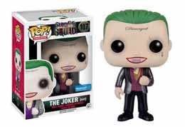 FUNKO POP SUICIDE SQUAD JOKER IN SUIT LIMITED EDITION