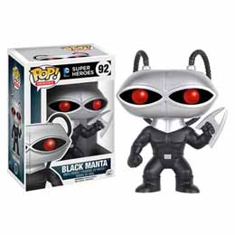 Funko Pop! Aquaman Black Manta