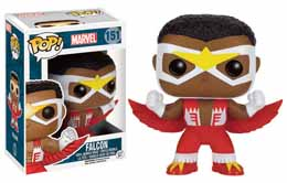 MARVEL COMICS POP! VINYL FIGURINE FALCON