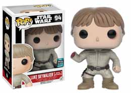STAR WARS  FUNKO POP BOBBLE HEAD LUKE SKYWALKER (BESPIN ENCOUNTER)