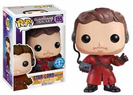 LES GARDIENS DE LA GALAXIE FUNKO POP STAR-LORD WITH MIX TAPE