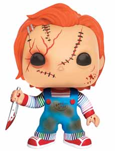 FUNKO POP SCARRED CHUCKY LIMITED EDITION