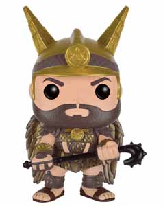 FLASH GORDON FUNKO POP PRINCE VULTAN