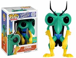 SDCC 2016 FUNKO POP SPACE GHOST ZORAK EXCLUSIVE