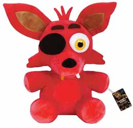 FIVE NIGHTS AT FREDDY'S PELUCHE FOXY 40 CM