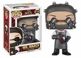 Photo du produit AMERICAN HORROR STORY HOTEL FIGURINE FUNKO POP! MR. MARCH