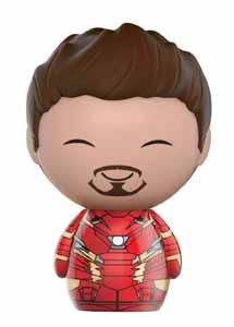CAPTAIN AMERICA CIVIL WAR VINYL SUGAR DORBZ VINYL FIGURINE TONY STARK
