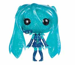 VOCALOID POP! ROCKS VINYL FIGURINE HATSUNE MIKU (CRYSTAL)