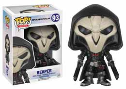 Figurine Funko Pop Overwatch Reaper