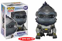 Overwatch Funko Pop! Winston Oversized