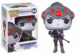 Photo du produit Funko Pop! Overwatch Widowmaker