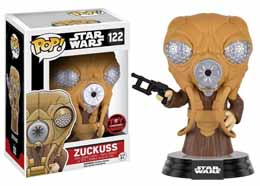 STAR WARS ZUCKASS LIMITED EDITION POP!