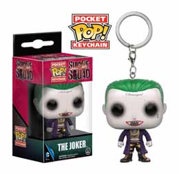SUICIDE SQUAD POCKET POP! VINYL KEYCHAIN THE JOKER