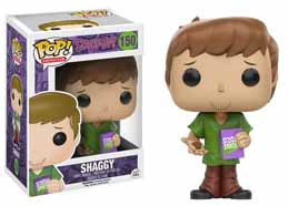 SCOOBY DOO FUNKO POP SAMY