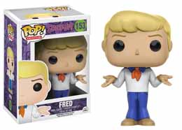 SCOOBY DOO FUNKO POP FRED