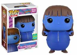 SDCC 2016 FUNKO POP CHARLIE ET LA CHOCOLATERIE WILLY WONKA VIOLET