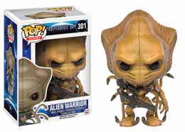 INDEPENDENCE DAY 2 FUNKO POP ALIEN WARRIOR