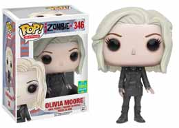 SDCC 2016 FUNKO POP IZOMBIE OLIVIA MOORE EXCLUSIVE