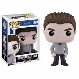 Photo du produit TWILIGHT FUNKO POP! EDWARD CULLEN