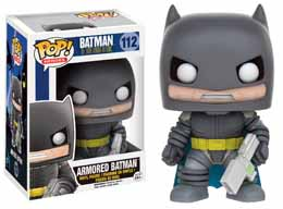 BATMAN THE DARK KNIGHT RETURNS POP! HEROES FIGURINE ARMORED BATMAN