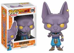 FUNKO POP! ANIMATION DRAGONBALL Z - BEERUS