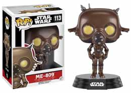 STAR WARS EPISODE VII POP! VINYL BOBBLE HEAD ME-809 DROID