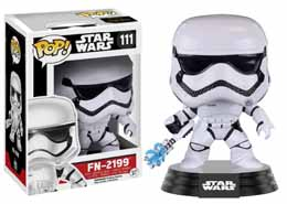 STAR WARS EPISODE VII POP! VINYL BOBBLE HEAD FN-2199 TROOPER