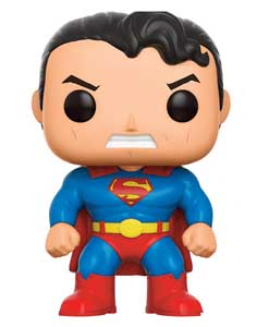Photo du produit BATMAN THE DARK KNIGHT RETURNS FUNKO POP HEROES FIGURINE SUPERMAN