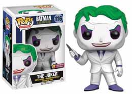 FUNKO POP THE JOKER BATMAN THE DARK KNIGHT RETURNS