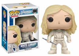 LEGENDS OF TOMORROW FUNKO POP WHITE CANARY