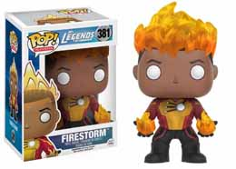 LEGENDS OF TOMORROW FUNKO POP FIRESTORM