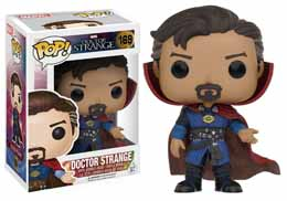 DOCTOR STRANGE FUNKO POP! MARVEL BOBBLE HEAD DOCTOR STRANGE