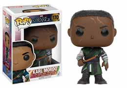 DOCTOR STRANGE FUNKO POP! MARVEL BOBBLE HEAD MORDO