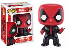 Photo du produit FUNKO POP DEADPOOL IN SUIT EXCLUSIVE