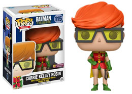 DC HEROES FUNKO POP DARK KNIGHT RETURNS ROBIN CARRIE KELLEY